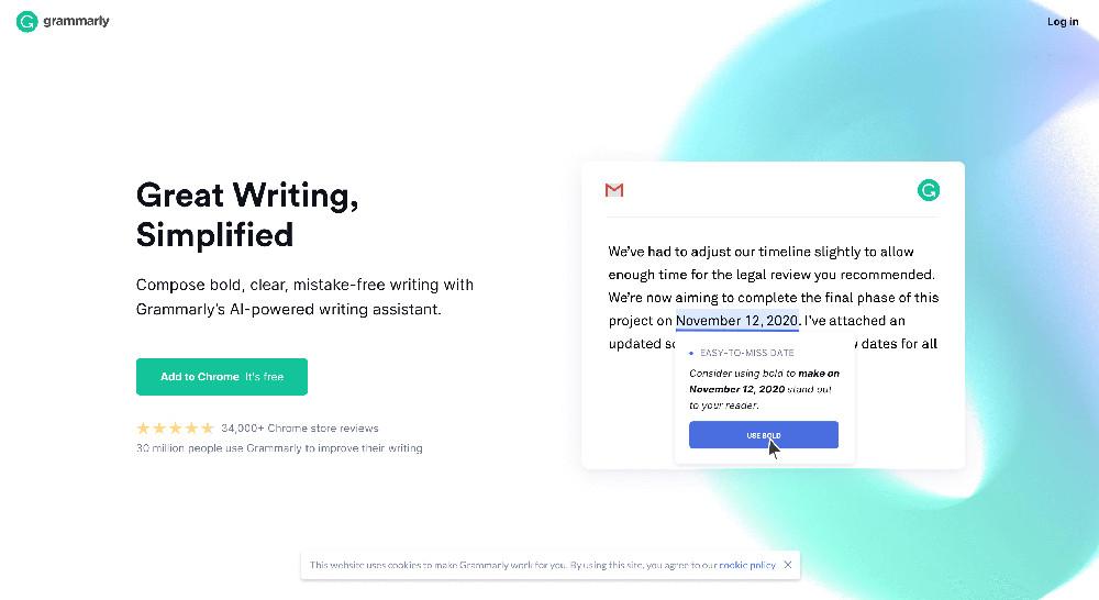 Grammarly e gli strumenti di controllo grammaticale