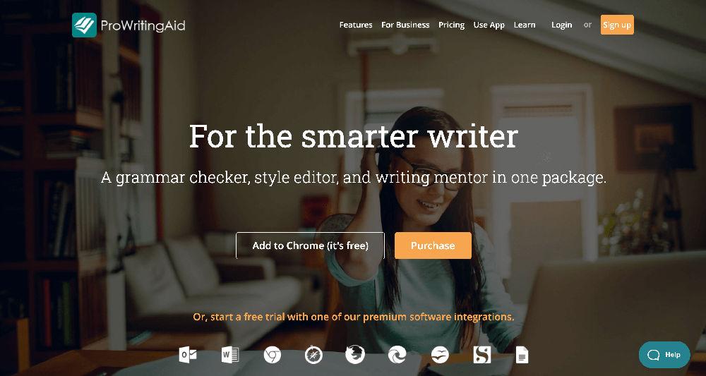 Pro Writing Aid e gli strumenti di controllo grammaticale