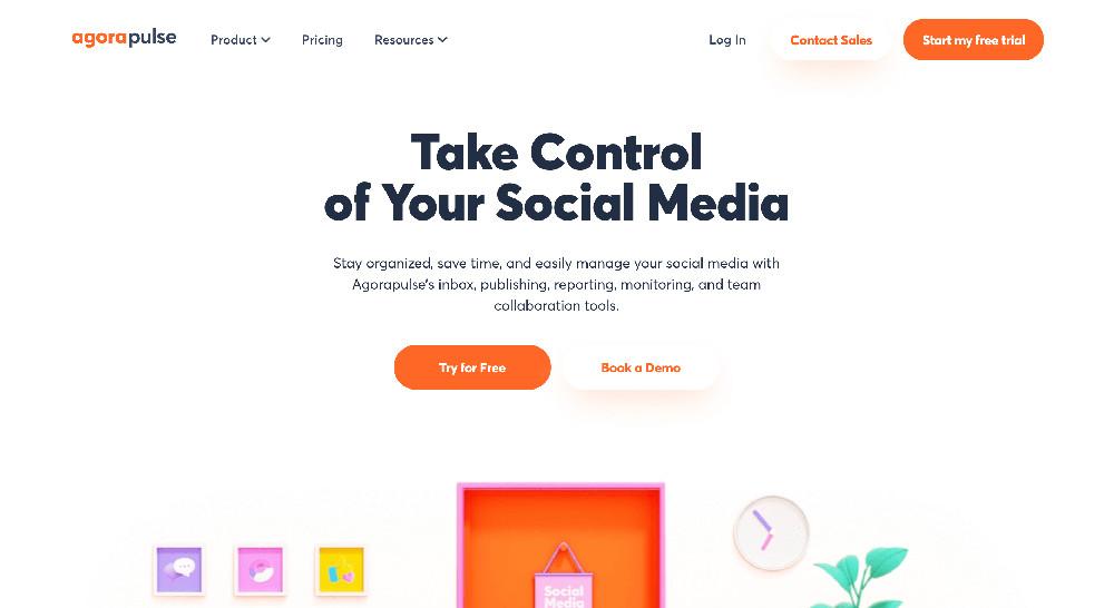 Agorapulse e i migliori strumenti per la gestione dei social network