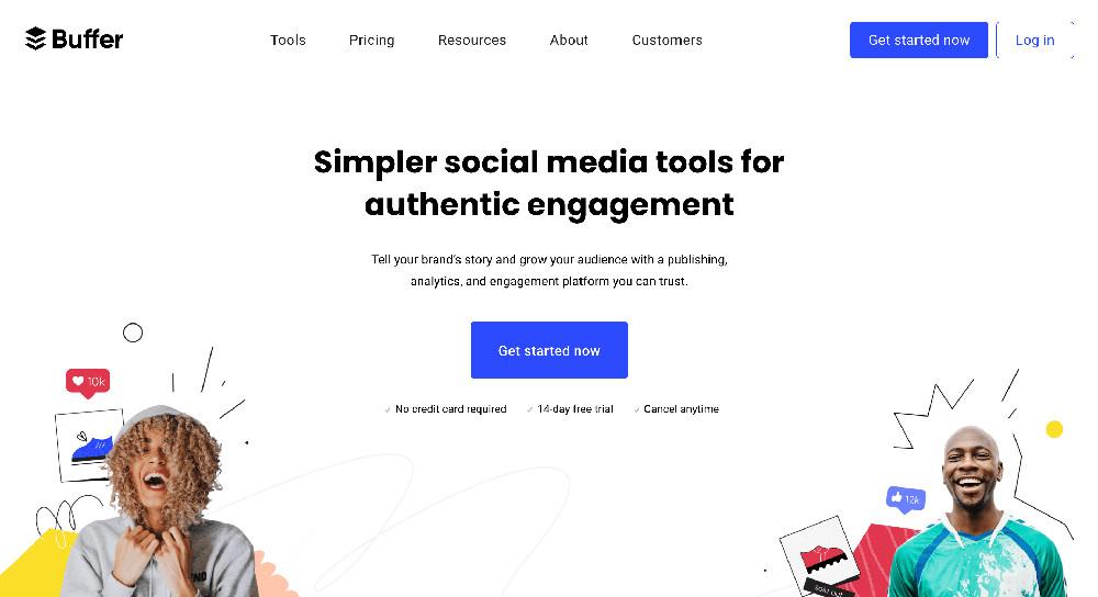 Buffer e i migliori strumenti per la gestione dei social network