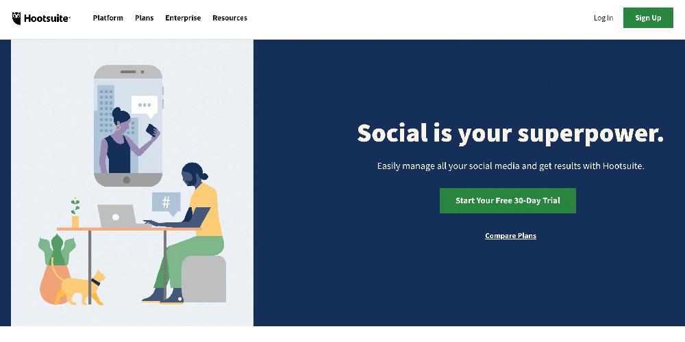 Hootsuite e i migliori strumenti per la gestione dei social network