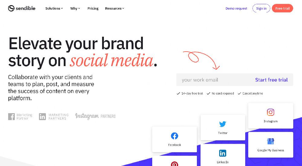 Sendible e i migliori strumenti per la gestione dei social network