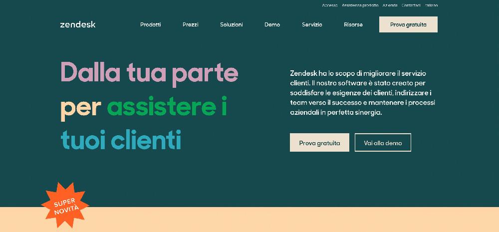 Zendesk e i migliori strumenti per l'assistenza clienti