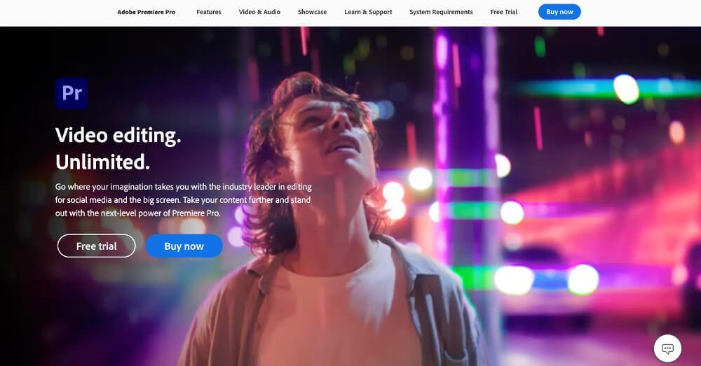 Adobe premiere PRO ed i migliori strumenti per fare video