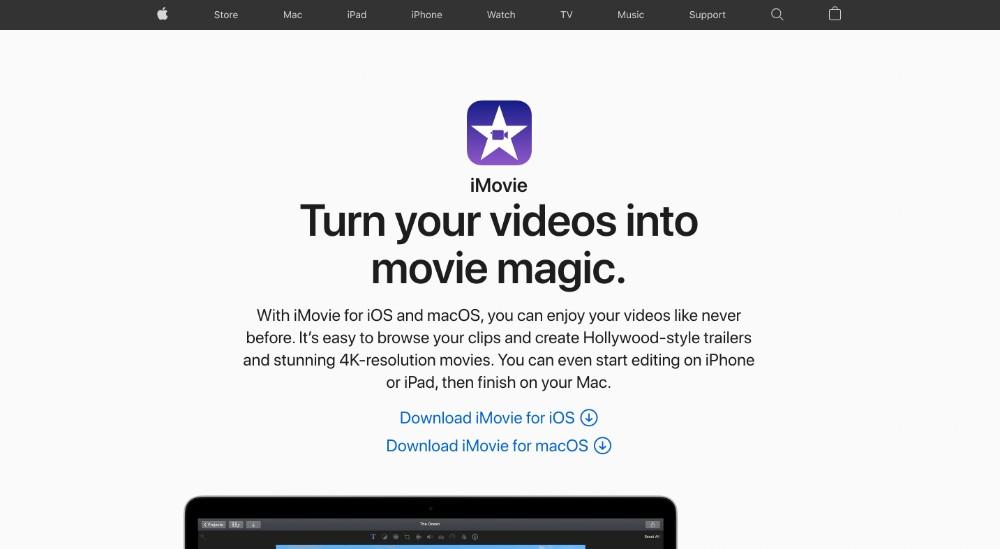 iMovie ed i migliori strumenti per montare video