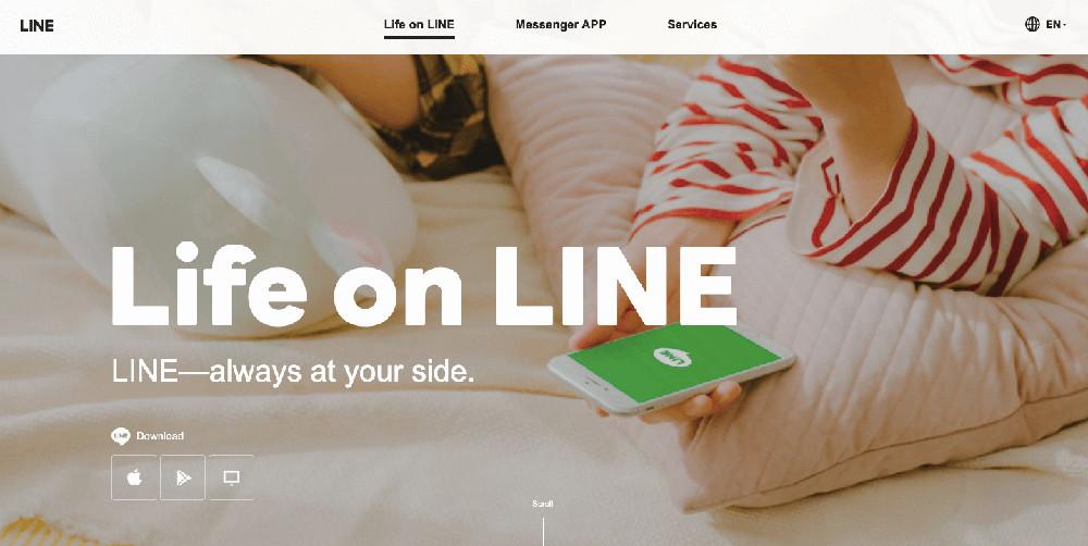 Usare Line come chat alternativa a WhatsApp