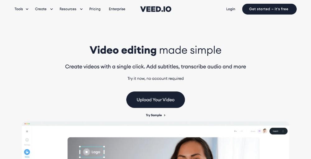 Veed.io ed i migliori strumenti per fare video